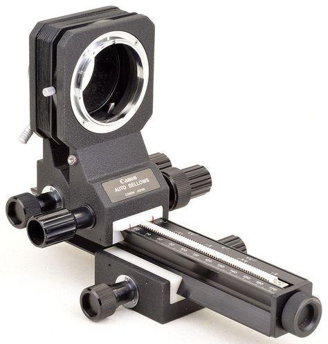Canon Fd Balgengerat Original Canon Auto Bellow Wie Neu