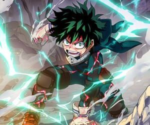 My Hero Academia Izuku Midoriya One For All Full Cowl Anime My Hero Academia Episodes Anime Guys
