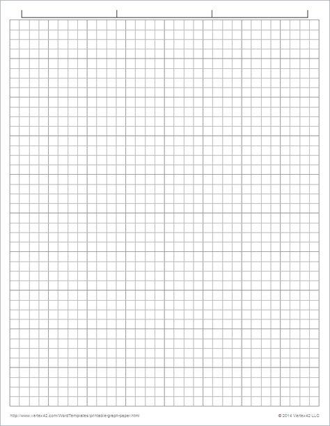 Technical Sketchbook Polar Graph Paper - 1\/5 Inch Centered - polar graph paper