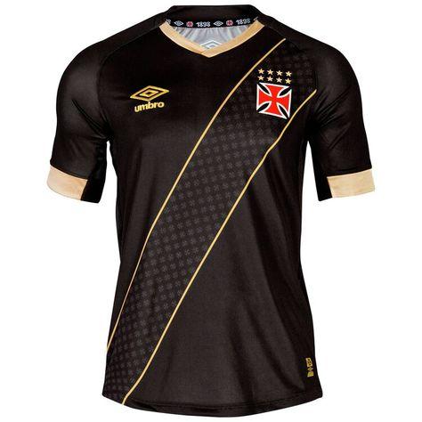 cd1fb16975235 Camisa Umbro Vasco da Gama 2015 Oficial n° 3