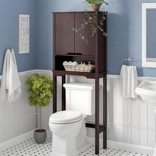 Beachcrest Home Raglen 15 W X 36 H Cabinet Wayfair Toilet Storage Over Toilet Storage Easy Bathroom Updates