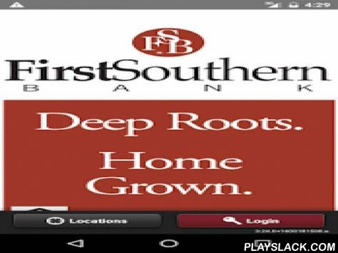 First Southern Bank Mobile App Mobile Banking Mobile App Online Banking