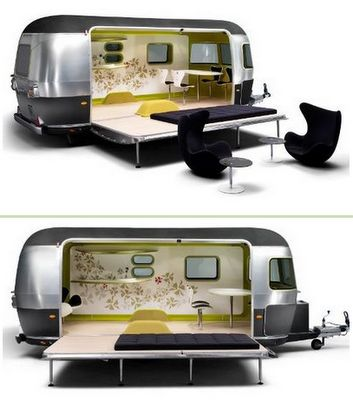 More Miniairsteam Picscan Be Toweda Modified Minicooper Custom Small Camping Trailers With Bathrooms Inspiration