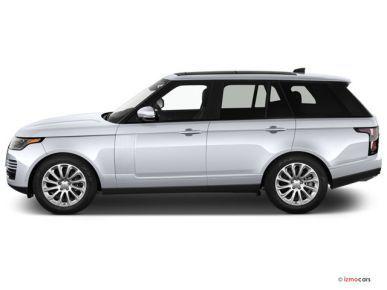 2020 Land Rover Range Rover Side View Land Rover Range Rover Jaguar Land Rover