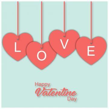 Valentine Background Design Valentine Love Background Png And