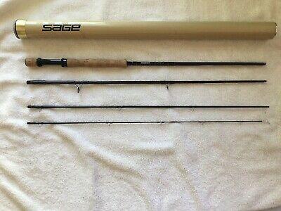 Ad Ebay Sage 1090 4 Flyfishing Rod 9 Ft 10 Wt 4 Piece Fly Fishing Rods Fly Fishing Fly Rods