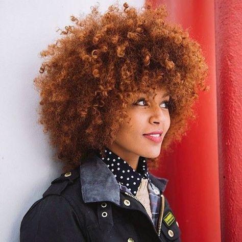 Cinnamon Colored Hair African American Google Search