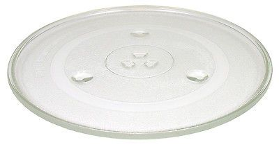 Microwave Turntable Glass Plate Fits