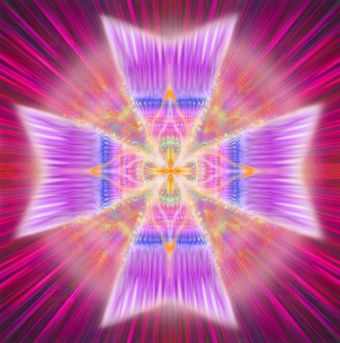 The Violet Flame Ray Divine Realms Intergalactic Light Beings Speak In 2020 Saint Germain Ascended Masters Spiritual Art