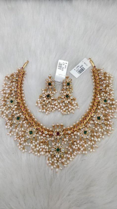 Gorgeous guttapusalu with earrings image 0