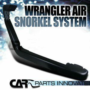 07-11 Jeep Wrangler JK 3.8L V6 High Mounted ABS Cold Air Ram Intake Snorkel
