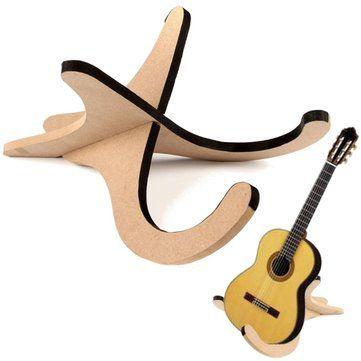 Soporte plegable para viol/ín ukelele o mandolina