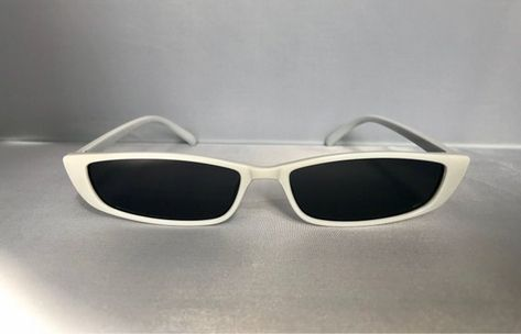 bfce75e52060f Tiny Flat Top Sunglasses Vintage
