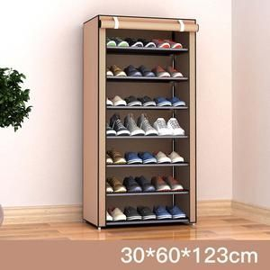 6 Layers Assemble Shoes Shelf Diy Home Furniture Diy Home Furniture In 2020 Diy Home Furniture Shoe Storage Rack Shoe Shelf Diy