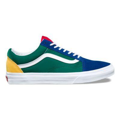 Yacht Club Old Skool | Shop Classic Shoes | Vans old skool