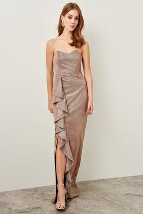 Online Alisveris Sitesi Turkiye Nin Trend Yolu Trendyol Uzun Mezuniyet Elbisesi Balo Elbiseleri The Dress