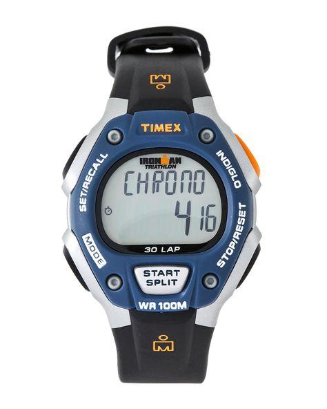 08708ca2bbad Timex T5E931 Black   Silver Ironman Watch