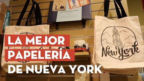 La Mejor Papelería Nueva York Turismo Compras En Nueva York Papelería Nueva York