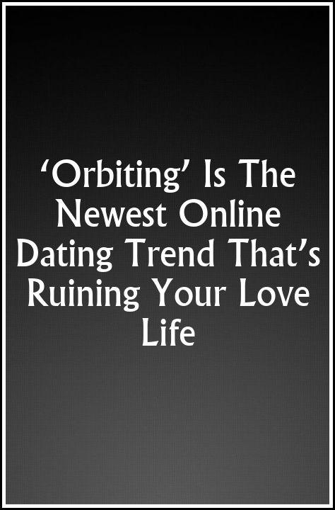 Internett dating trender