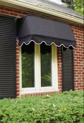 Casement Window Awnings Sunbrella Fabric Casement Style Awning Window Design Casement Windows Window Awnings