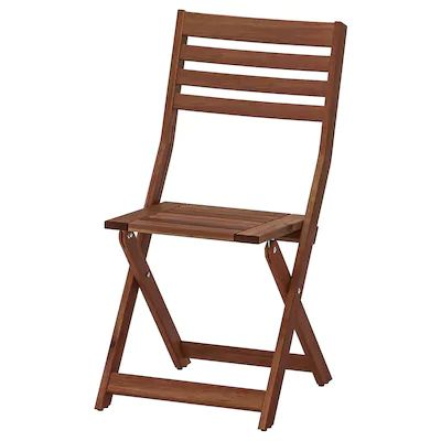 Sedie Giardino Plastica Ikea.Applaro Serie Ikea Nel 2020 Sedie Da Giardino Ikea Cuscini