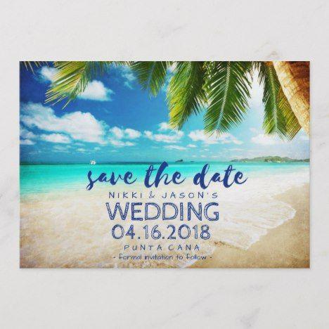 Punta Cana Beach Destination Wedding