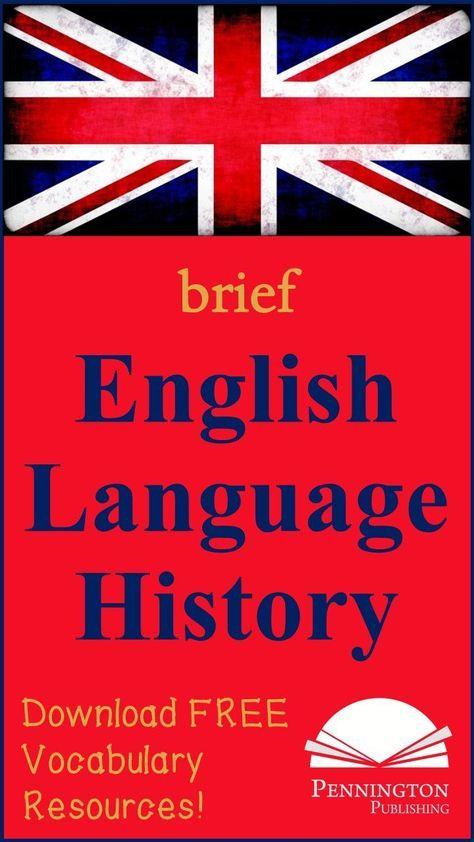English Language History | Pennington Publishing Blog