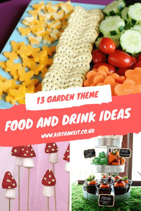 List Of Pinterest Children Garden Party Food Pictures