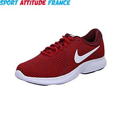Nike Revolution 4, Chaussures de Running Compétition Homme. Vu sur Amazon. # nike