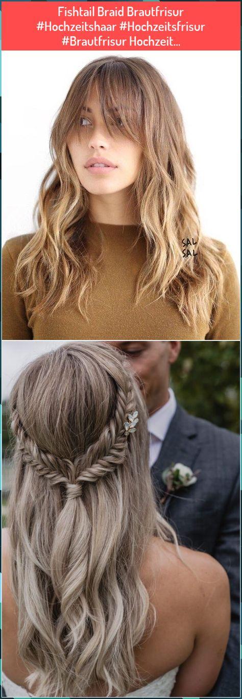 Fishtail Braid Brautfrisur #Hochzeitshaar #Hochzeitsfrisur #Brautfrisur Hochzeit... #Fishtail #Braid #Brautfrisur ##Hochzeitshaar ##Hochzeitsfrisur ##Brautfrisur #Hochzeit...