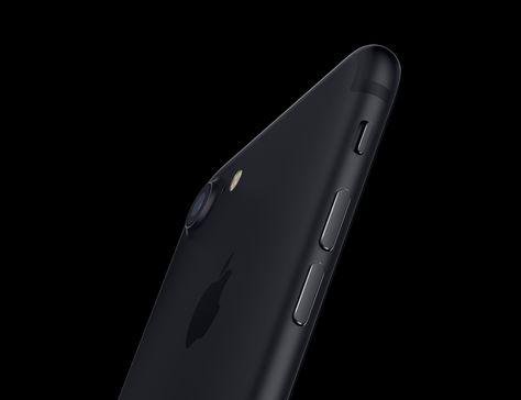 Introducing iPhone7 and iPhone7 Plus. Choose Black, Jet Black…