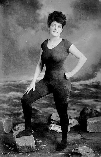 Annette Kellerman - Badass Women Who Changed The World - Photos