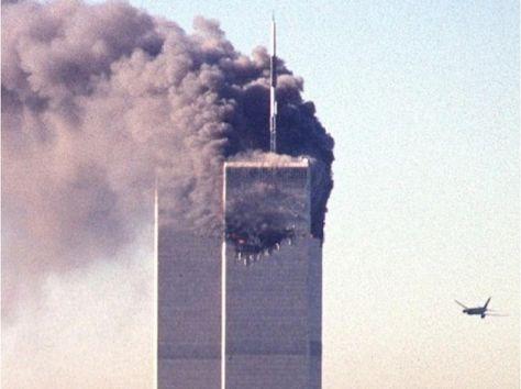 PHOTOS. New York, le 11 septembre 2001