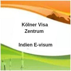 e-visum indien