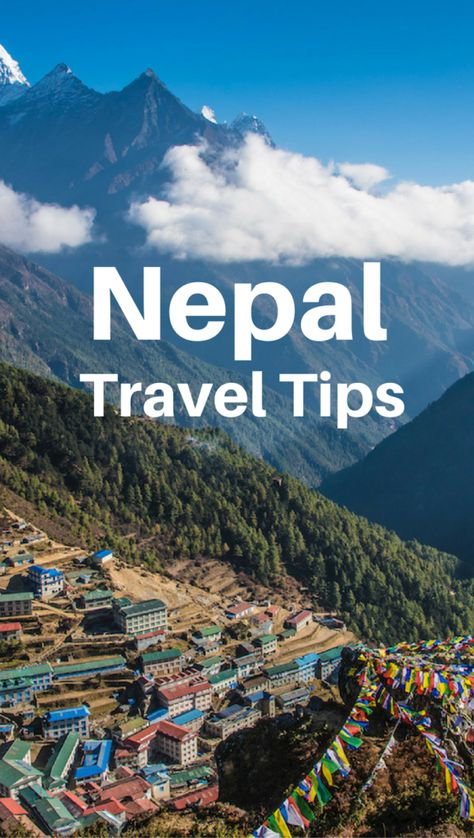 5 Tips for First-Time Travelers to Nepal - The Savvy Globetrotter