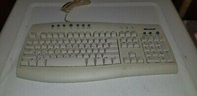 Vintage Dell Rt9410 Microsoft Internet Keyboard X05 58846 In 2020 Computer Keyboard Computer Keyboard