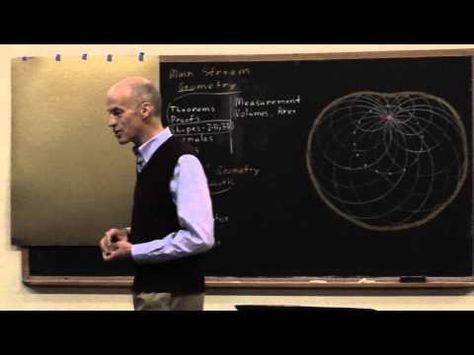 Jamie York on Geometry Part 1/5