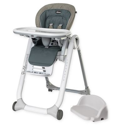 Chicco Polly Progress 5 In 1 Multi Chair High Chair Chicco Adjustable Stool
