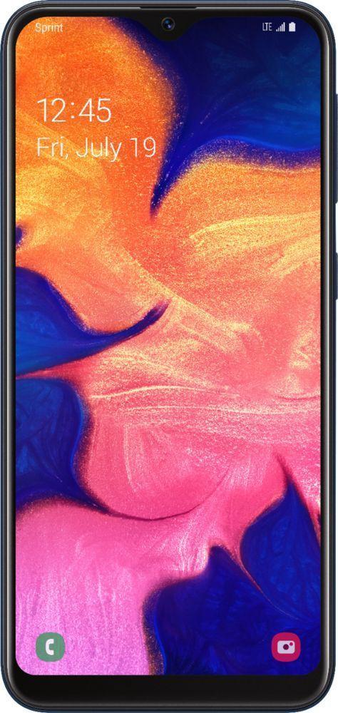 Samsung Galaxy A10e Black Sprint 24 Monthly Installments Samsung Galaxy Samsung Smartphone Features