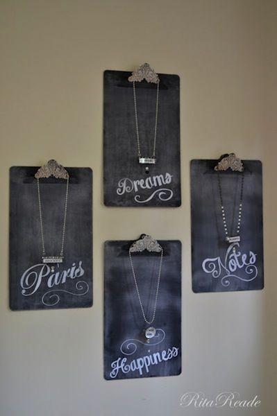 27 Chic Ways To Store Jewelry Jewellery Display Jewellery Storage Craft Show Displays