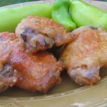 Buffalo Chicken Wings II
