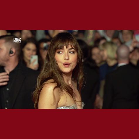 Dakota Johnson, una actriz condicionada por el físico