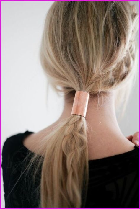 How To Make Ponytail Hairstyles Ponytail Hairstyles