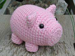 Ravelry: Hamlet the Pig pattern by Sarah Horrocks