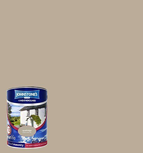 Johnstones 307120 Weather Guard Smooth Masonry Paint Quail Ridge5