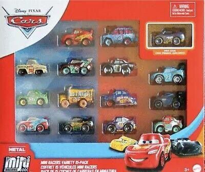 Disney Pixar Cars Die Cast Mini Racers Will Rusch Aka Vinyl Toupee Box Set Ebay In 2020 Pixar Cars Disney Pixar Cars Disney Pixar