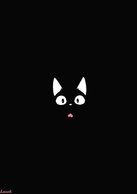 15 Trendy Wallpaper Ipad Cat Black Cartoon Wallpaper Hd Cartoon Wallpaper Iphone Wallpaper