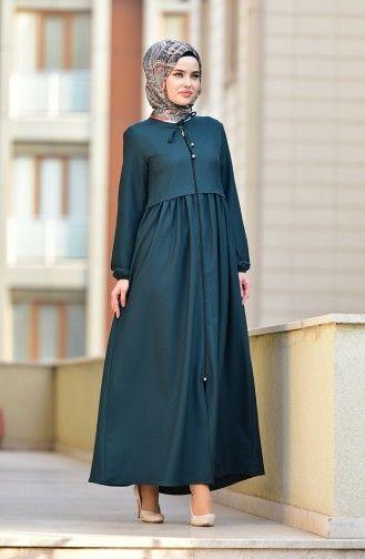 Sefamerve Tesettur Robali Ferace Modelleri Islami Giyim Aksamustu Giysileri The Dress