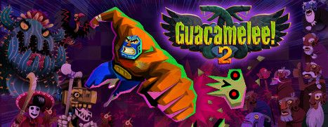 Steam Daily Deal Guacamelee 2 25 Off Today S Deal Save 25 On Guacamelee 2 Look For The Deals Each Day On The Front View More 2 In Enemy Steam