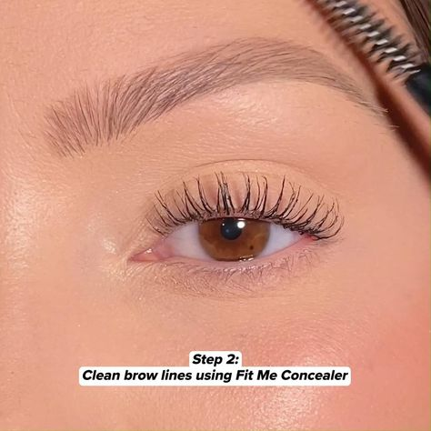 Have you tried our Tattoo Brow Up To 36HR Sharpenable Pencil? This fade-free, waterproof eyebrow pencil leaves behind defined, natural-looking brows! Apply Instant Age Rewind Concealer under the brows to make it look neater and more shaped. Tap the post to shop! @Whitneykshepherd